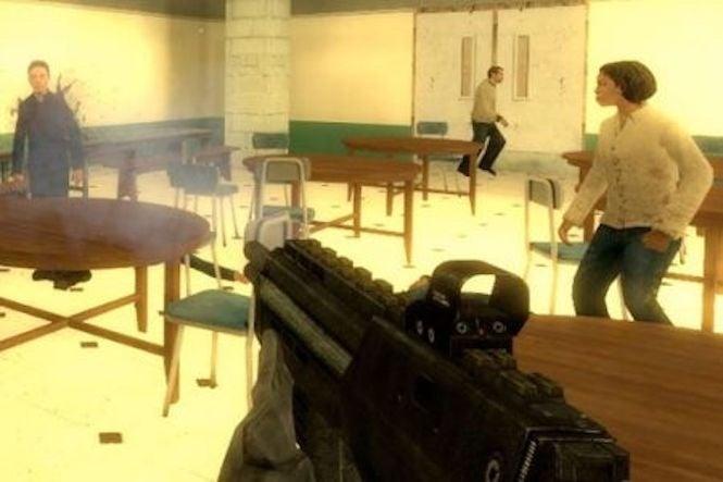 School Shooting Simulator