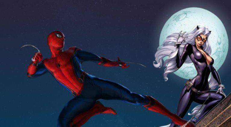 Spider-Man Black Cat comicbookcom