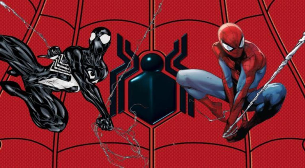 Fan Made Graphic Shows Evolution Of Spider Man Symbol