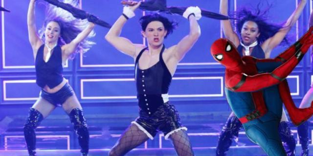 Spider-Man Tom Holland Lip Sync Battle