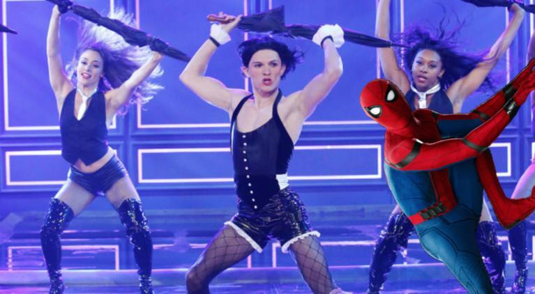 Spider-Man Tom Holland Lip Sync Battle