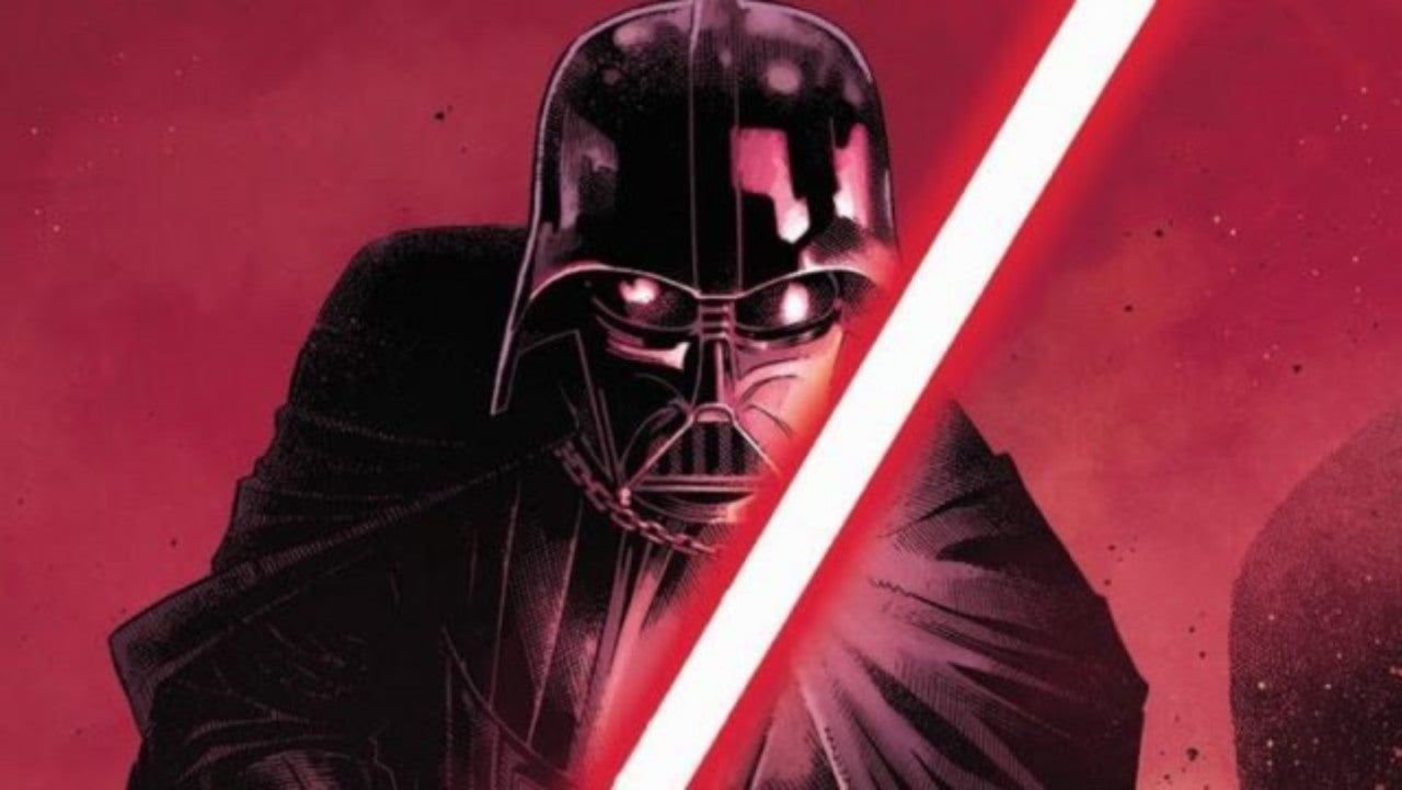 Star Wars Darth Vader Annual Teases SPOILER Is Responsible For Destroying The Death