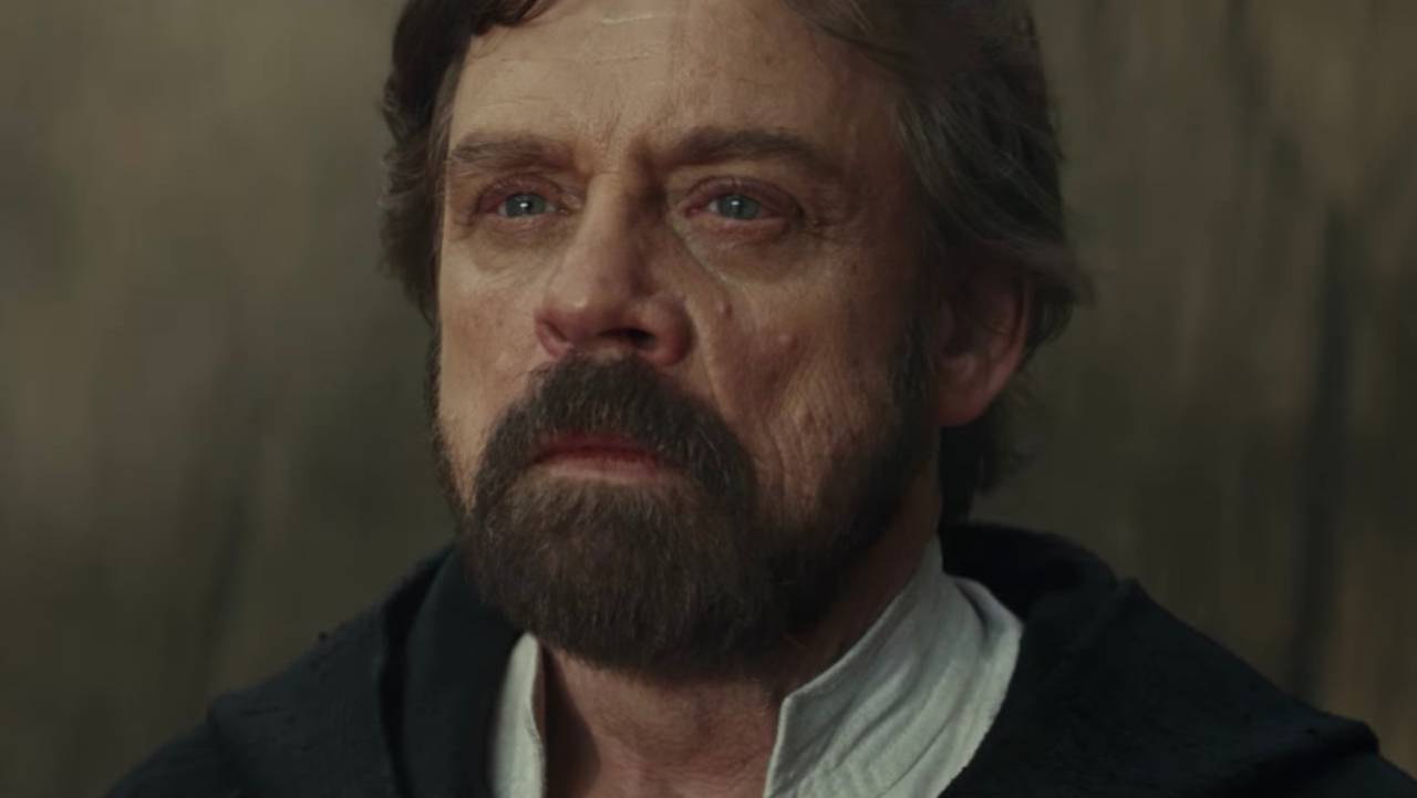 Mark Hamill Confirms Star Wars The Rise Of Skywalker Return As A Force Ghost