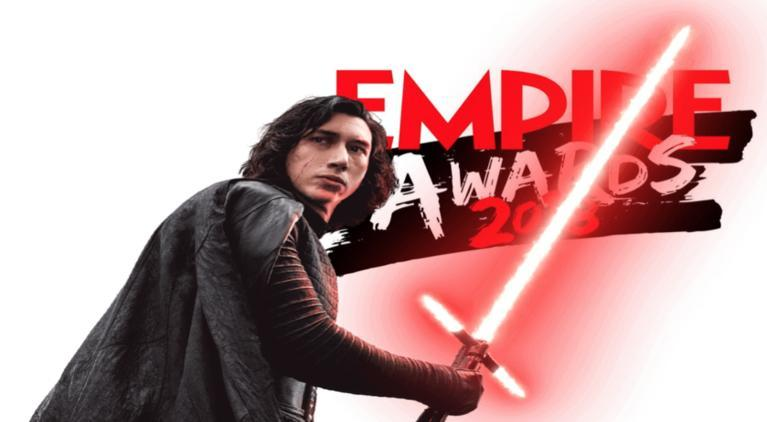 Star Wars The Last Jedi Empire Awards comicbookcom