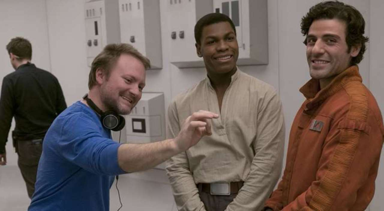 Star Wars: The Last Jedi Director Notes That Backlash Is