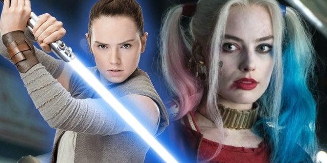 Suicide Squad Star Margot Robbie Refuses to Watch Star Wars