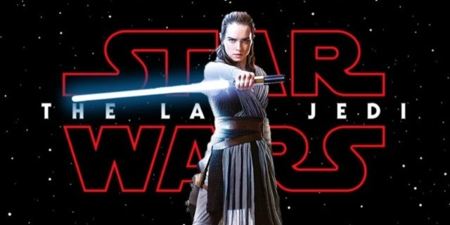 Star Wars The Last Jedi Rey comicbookcom