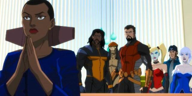 Suicide Squad Hell to Pay Voice Cast (2018)