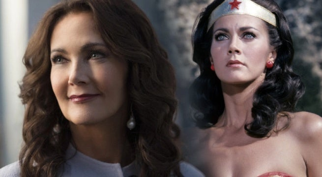 supergirl lynda carter