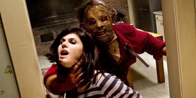 texas chainsaw 3d alexandra daddario leatherface