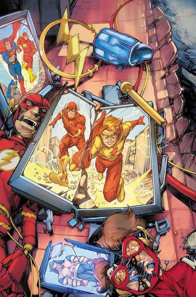 The-Flash-Annual-1-Flash-war