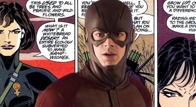 the flash hyrax