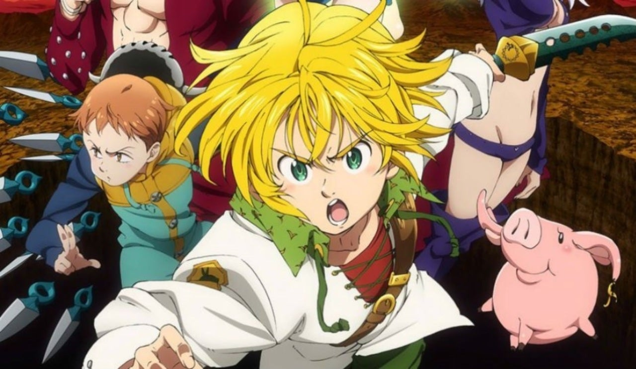 The seven deadly sins announces first live action project