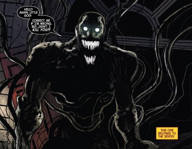the void doctor strange