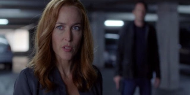The X-Files Season 11 Gillian Anderson