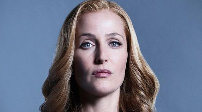 The X-Files Season Gillian Anderson Scully