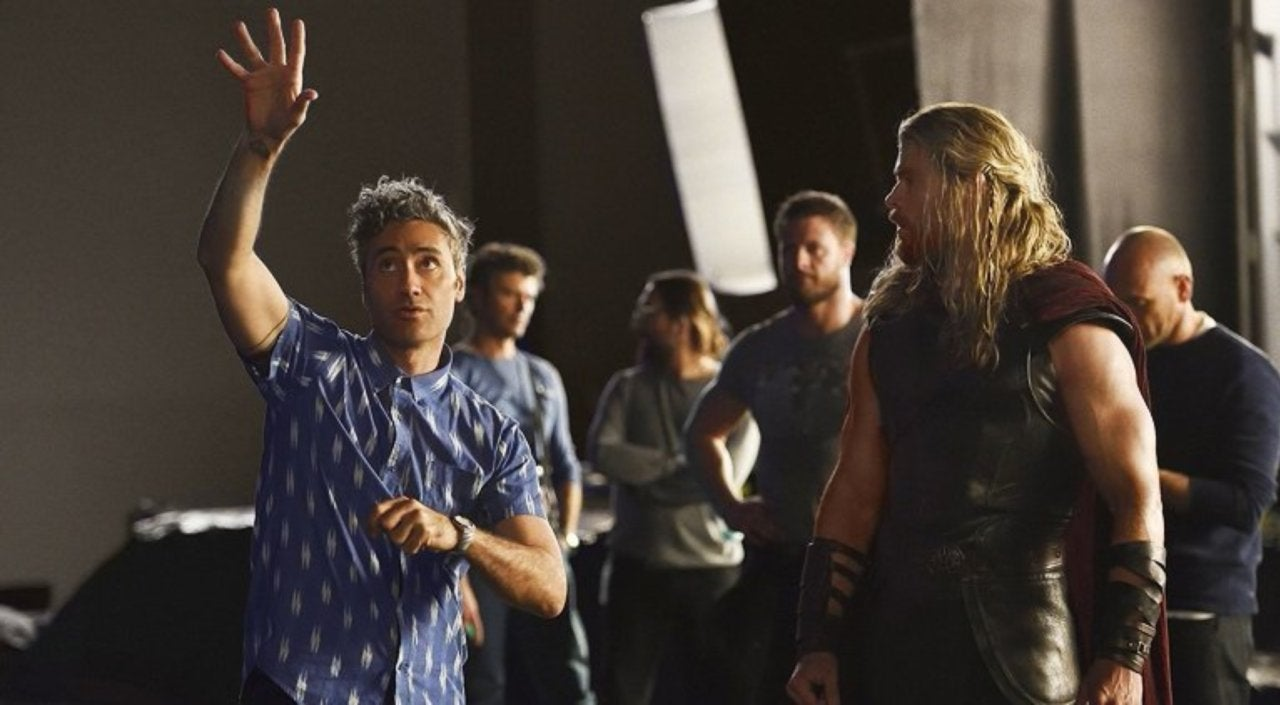 Taika Waititi Signs on to Write and Direct Thor 4