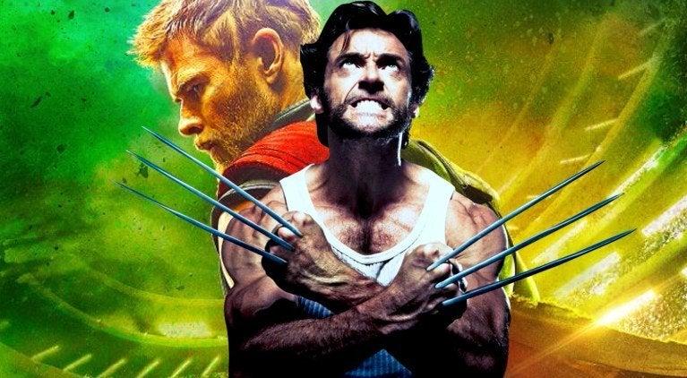 Thor Wolverine Team up