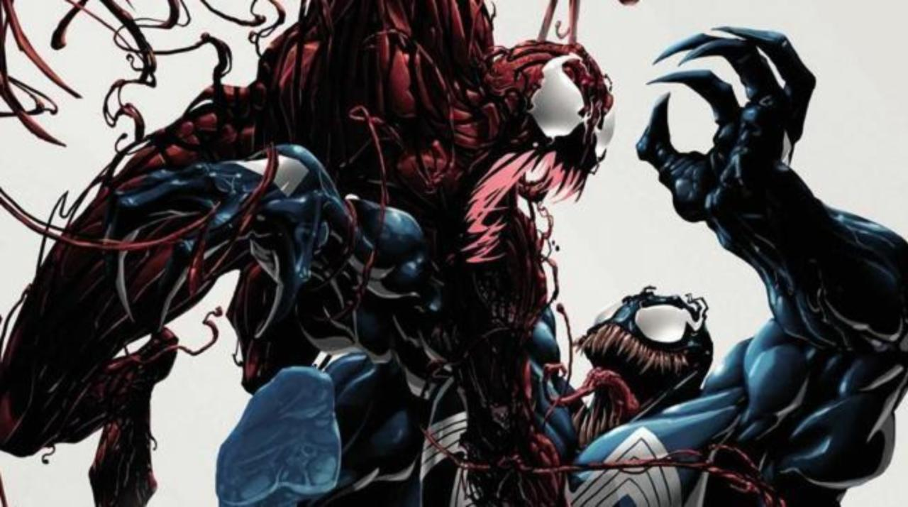Did Tom Hardy Just Reveal That Carnage Is In The Venom Movie