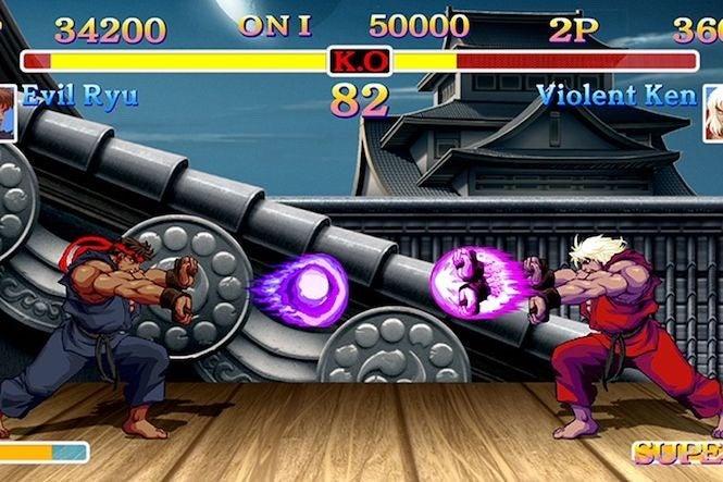Ultra street Fighter