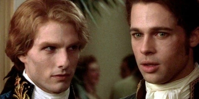 vampire chronicles tv series tom cruice brad pitt