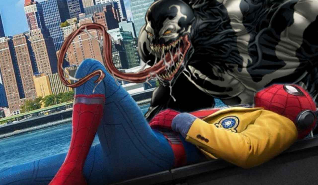 venom' movie: peter parker will reportedly appear, not spider-man