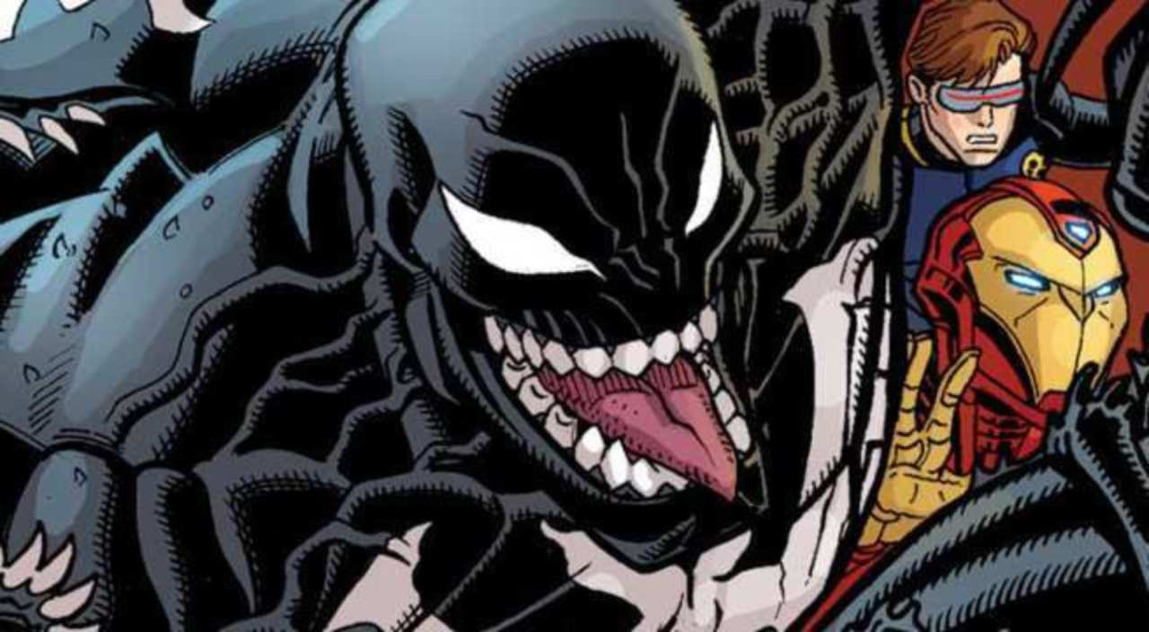 EXCLUSIVE: Marvel Announces 'Venomized' Event