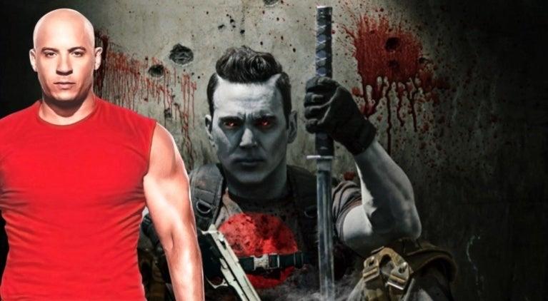 Vin Diesel Bloodshot comicbookcom