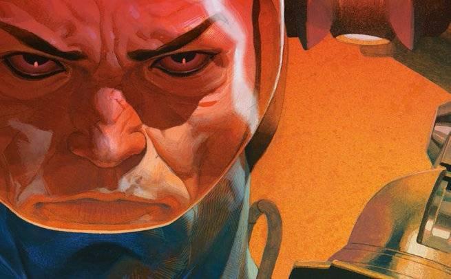 VS #1 Image Comics Review - Cover