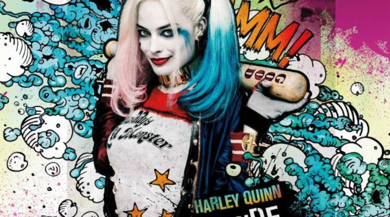 Suicide Squad Director Unveils Alternate Harley Quinn Design
