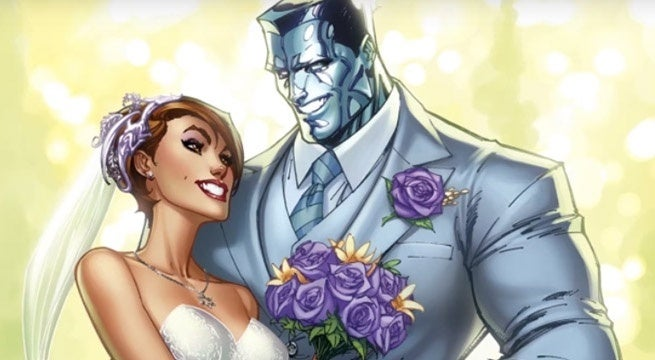 Wedding-Of-The-Century-Colossus-Kitty-Pryde
