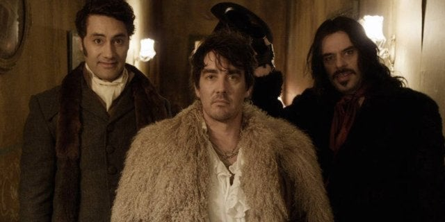 what we do in the shadows taika waititi jemaine clement