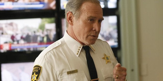 will patton shots fired tv show