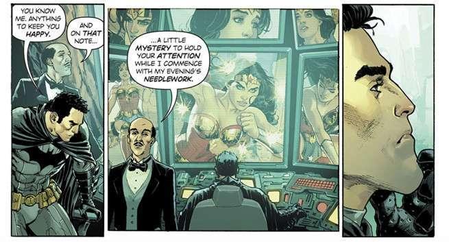 Wonder Woman and Batman - Annual #1