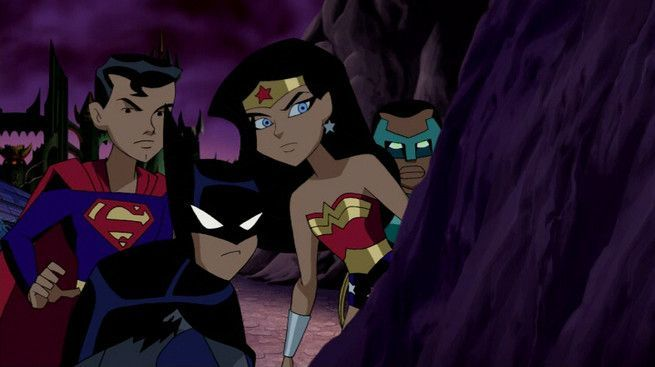 Wonder Woman and Batman - Kid Stuff