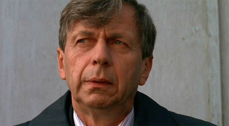 x-files cigarette smoking man