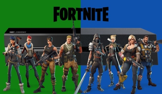 - xbox cross platform fortnite
