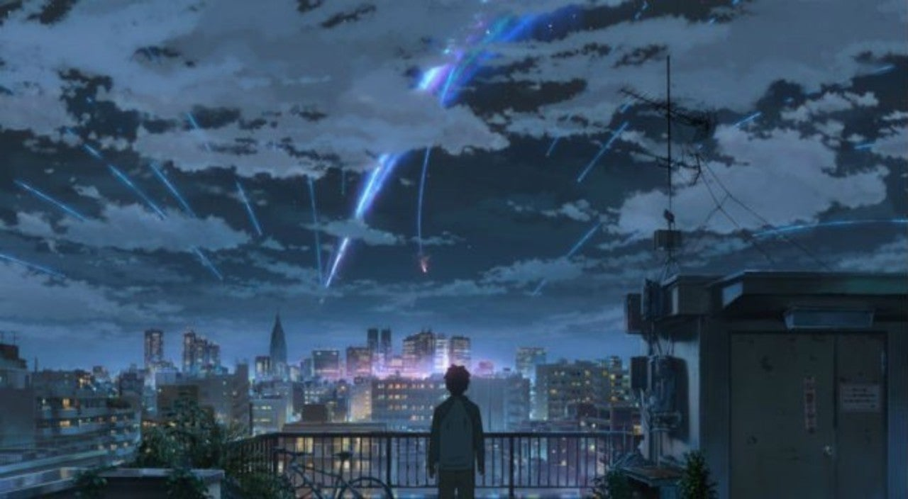 Your name gets new anime cameo with tv edit