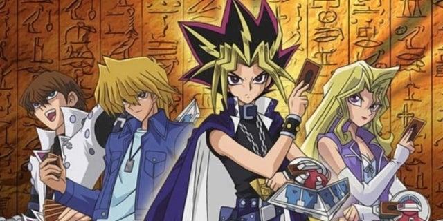 Yu-Gi-Oh! Teases Special 20th Anniversary Art Box