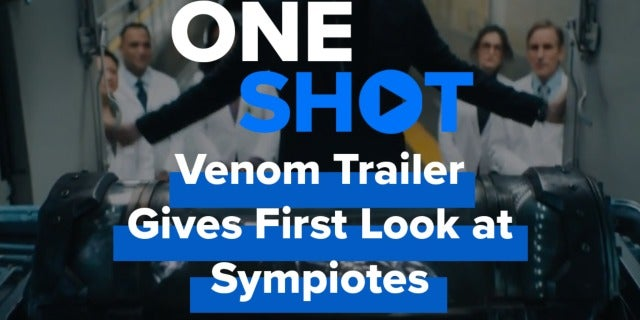 'Venom' Teaser Gives First Look at Sympiotes - One Shot screen capture