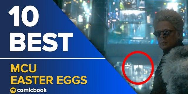 10 Best MCU Easter Eggs screen capture