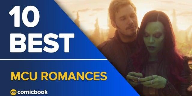 10 Best MCU Romances screen capture