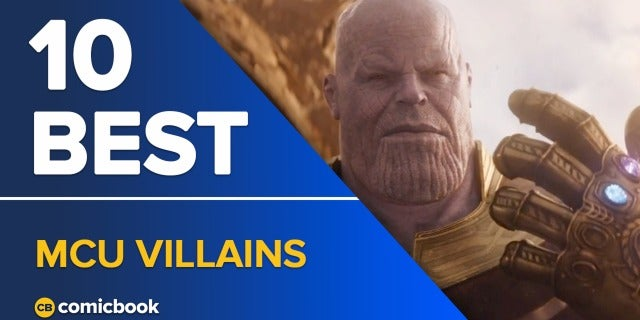 10 Best MCU Villains screen capture