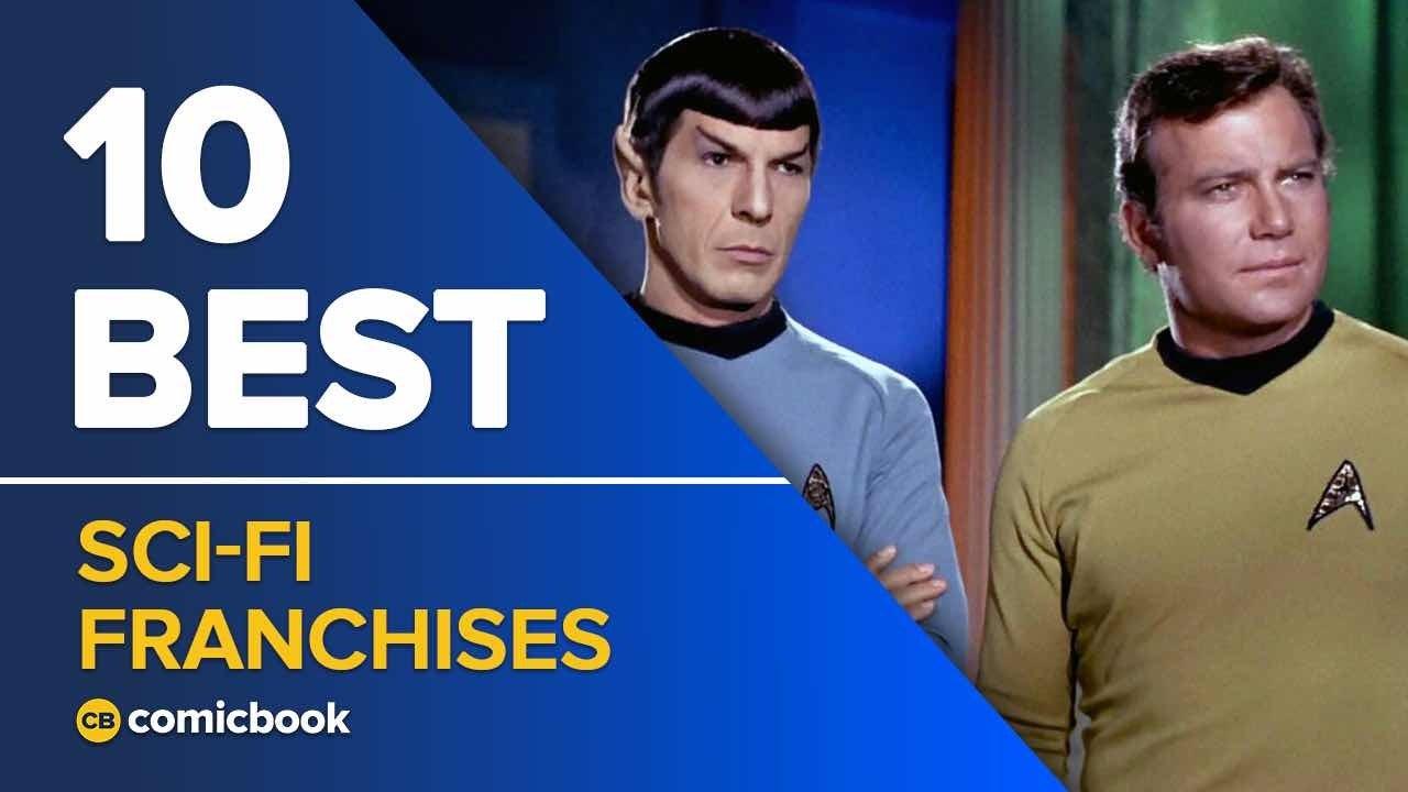 10 Best Sci-Fi Franchises