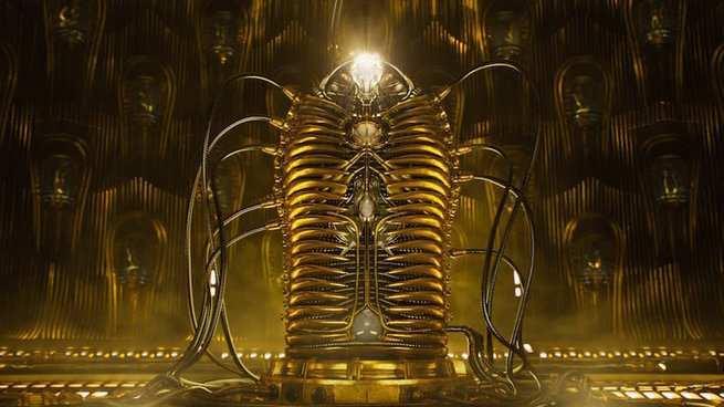 Adam Warlock - Guardians of the Galaxy Cocoon