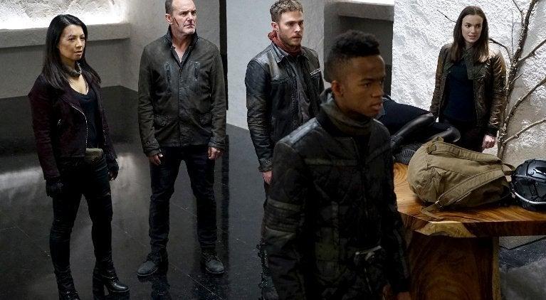 Agents of SHIELD Flint