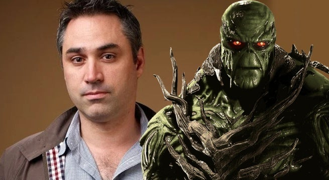 alex garland swamp thing