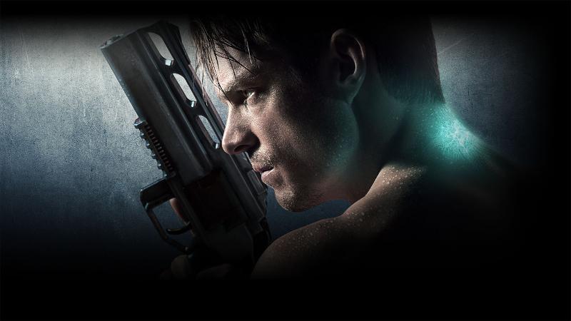 Altered Carbon - Takeshi Kovacs (Joel Kinnaman)