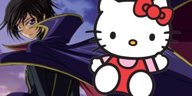 anime code geass sanrio