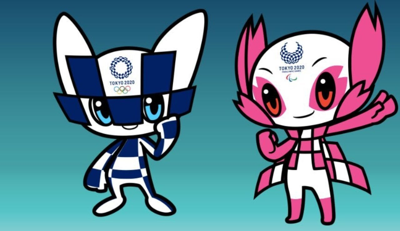 Tokyo 2020 olympic games reveals anime mascots